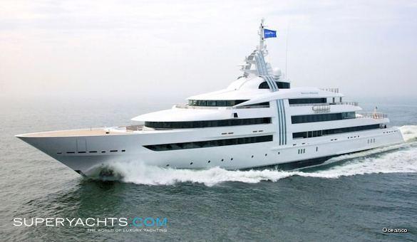 Vibrant Curiosity Vibrant Curiosity Oceanco Motor Yacht superyachtscom