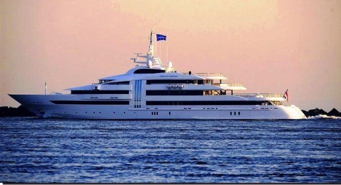 Vibrant Curiosity The 8547m Motor Yacht VIBRANT CURIOSITY by OceAnco Charter World