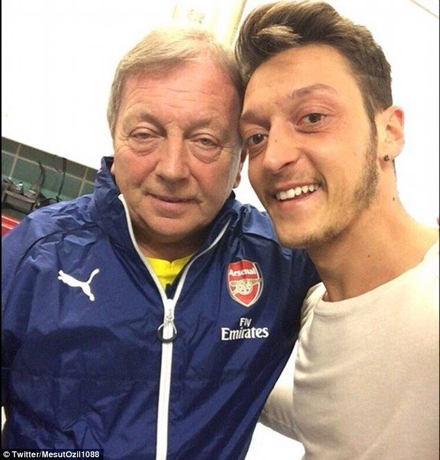 Vic Akers Mesut Ozil set for Arsenal return vs Stoke as Arsene