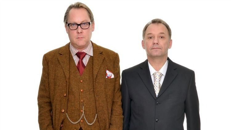 Vic and Bob Vic amp Bob39s Bristol show cancelled Comedy Bristol 247