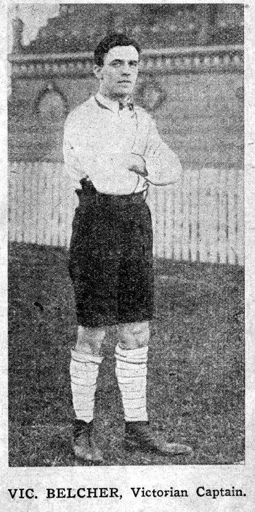 Vic Belcher Vic Belcher Boyles Football Photos
