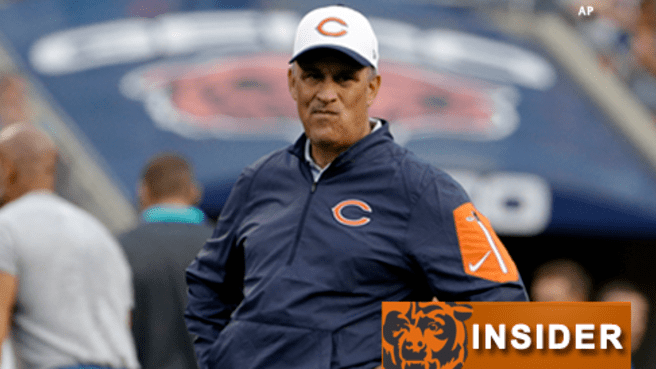 Vic Fangio Bears DC Vic Fangio taking high road on snub by 49ers CSN Chicago