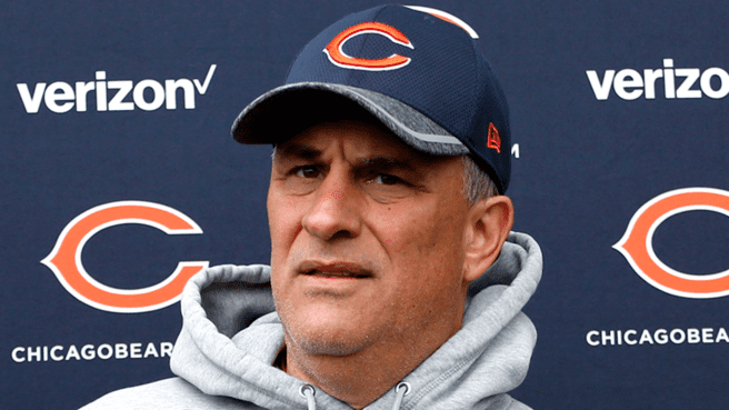Vic Fangio Vic Fangio on returning to Bears in 2017 Nothings changed CSN