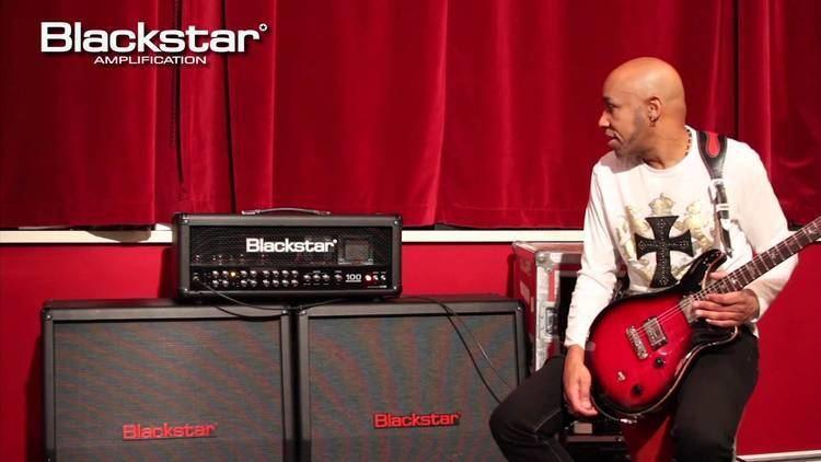 Vic Johnson (musician) Blackstar Artist Spotlight Vic Johnson of Sammy Hagar The