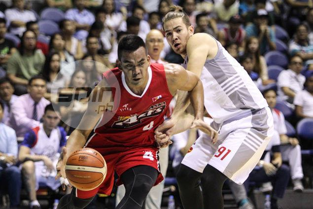 Vic Manuel Big blow for Alaska as Vic Manuel out at least two weeks due to