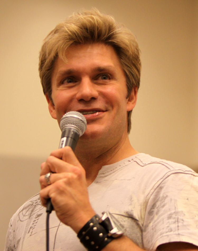 Vic Mignogna Vic Mignogna Wikipedia the free encyclopedia