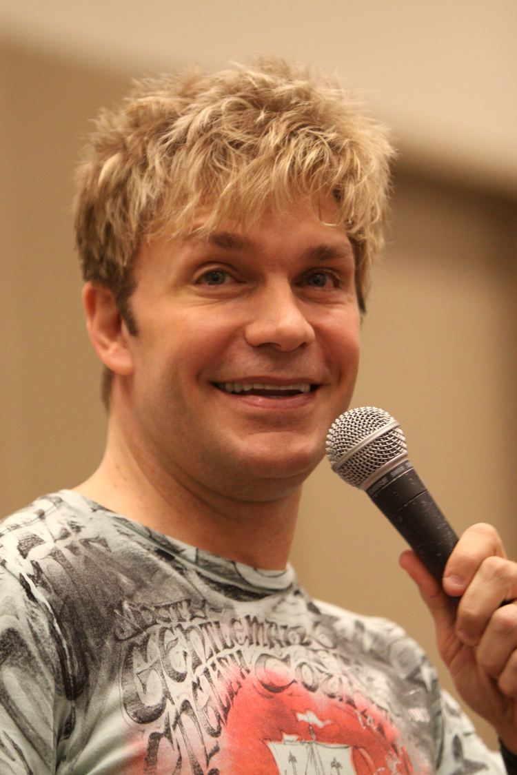 Vic Mignogna Voices Carry Vic Mignogna