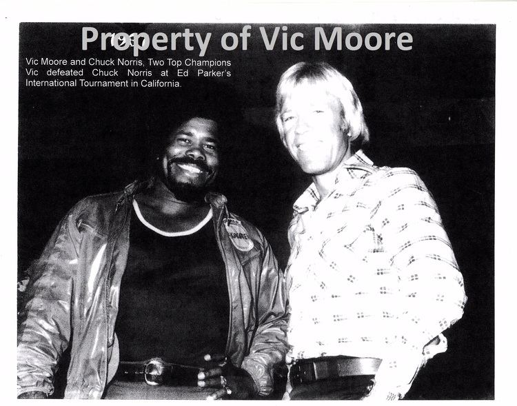 Vic Moore Victor Moore Shuri Ryu Tales from the Western Generation