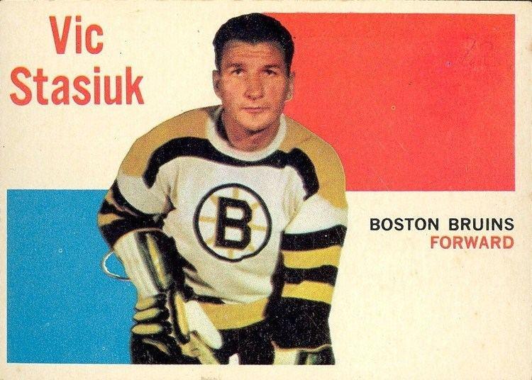 Vic Stasiuk Vic Stasiuk 196061 Topps 66