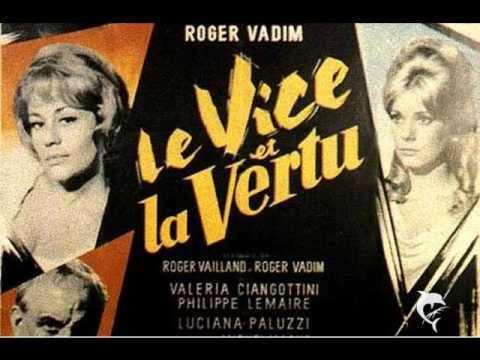 Vice and Virtue Michel Magne Le vice et la vertu YouTube