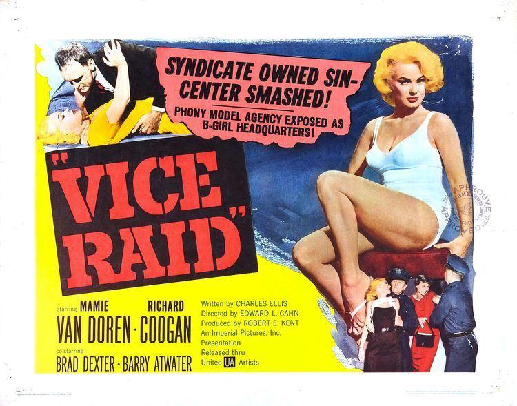 Vice Raid Poster for Vice Raid 1960 USA Wrong Side of the Art