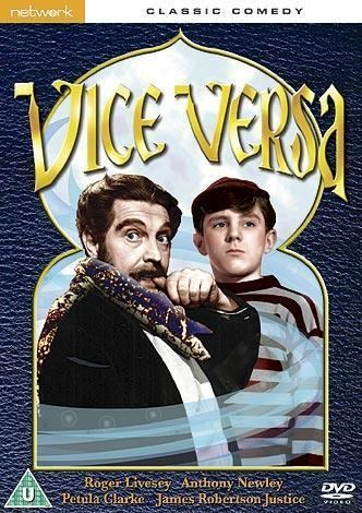 Vice Versa (1948 film) Vice Versa 1948 Movie Review Buy UK Dvd