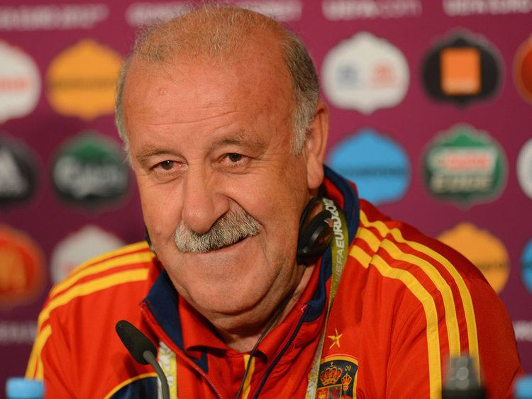 Vicente del Bosque Spanish manager Del Bosque says not looking for revenge