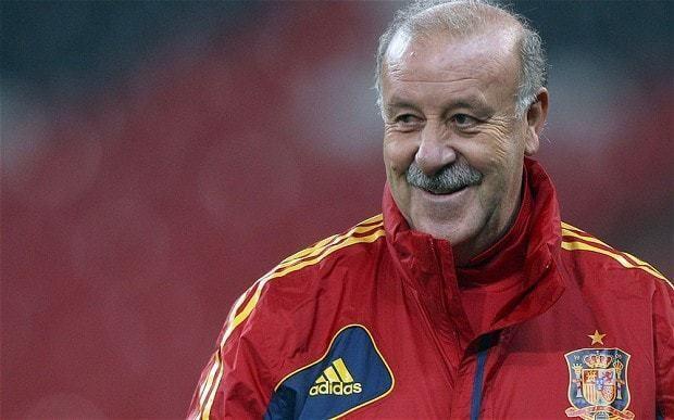 Vicente del Bosque World Cup 2014 Vicente del Bosque the man behind
