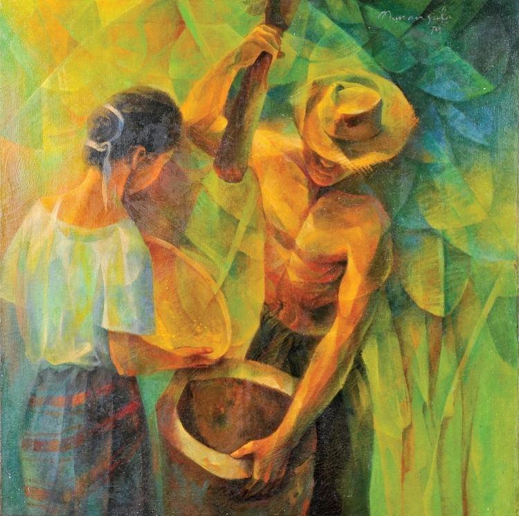 Vicente Manansala Artworks of Vicente Manansala 1910 1981