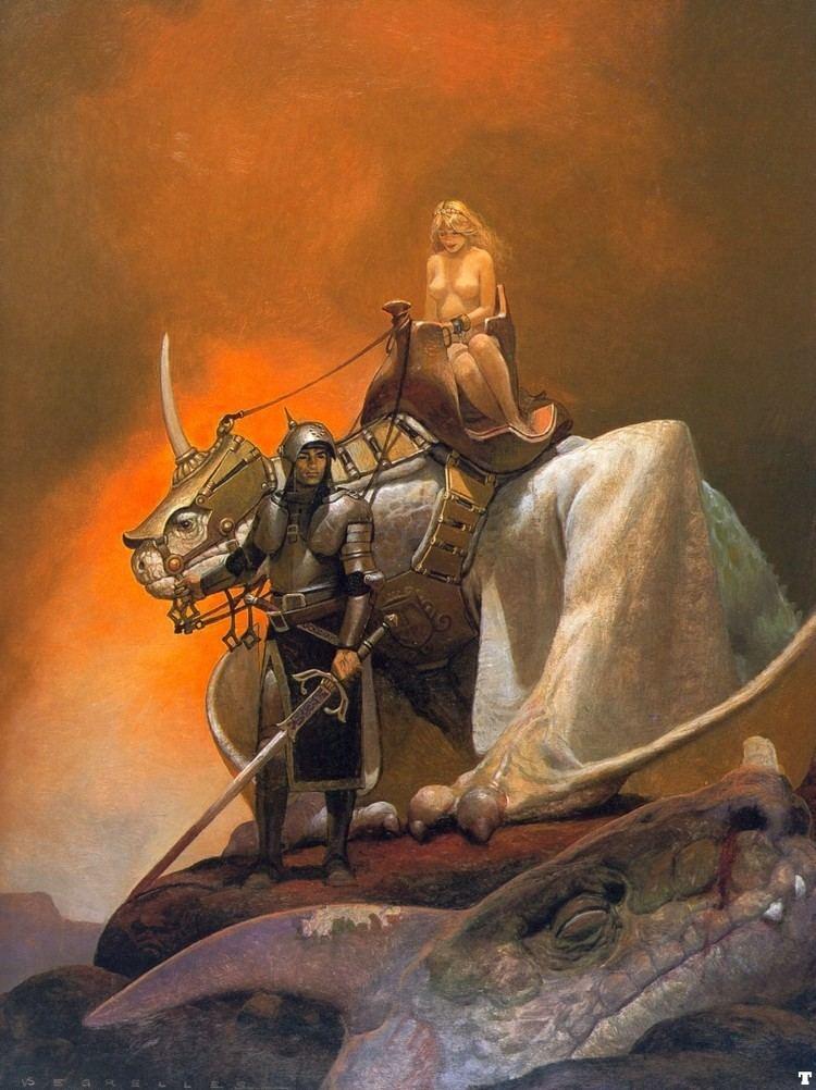Vicente Segrelles Fantasy Comics ART Vicente Segrelles