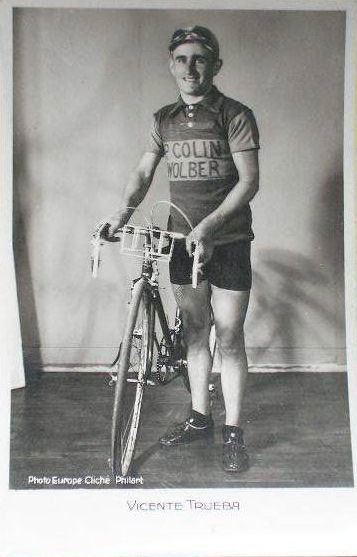 Vicente Trueba Vicente Trueba Cycling Passion