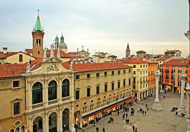 Vicenza in the past, History of Vicenza