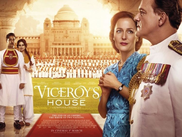 Viceroy's House (film) Viceroy39s House review Gurinder Chadha channels her inner David Lean