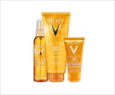 Vichy cosmetics Vichy Lookfantastic Free Delivery