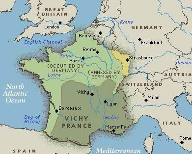 Vichy France A Cautionary Tale From Vichy France SHELDON KIRSHNER
