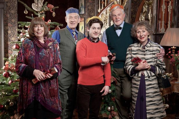 Vicious (TV series) Replace christmas special image of tv show Vicious TheTVDBcom