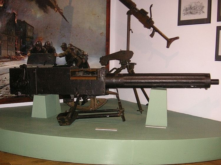 Vickers .50 machine gun