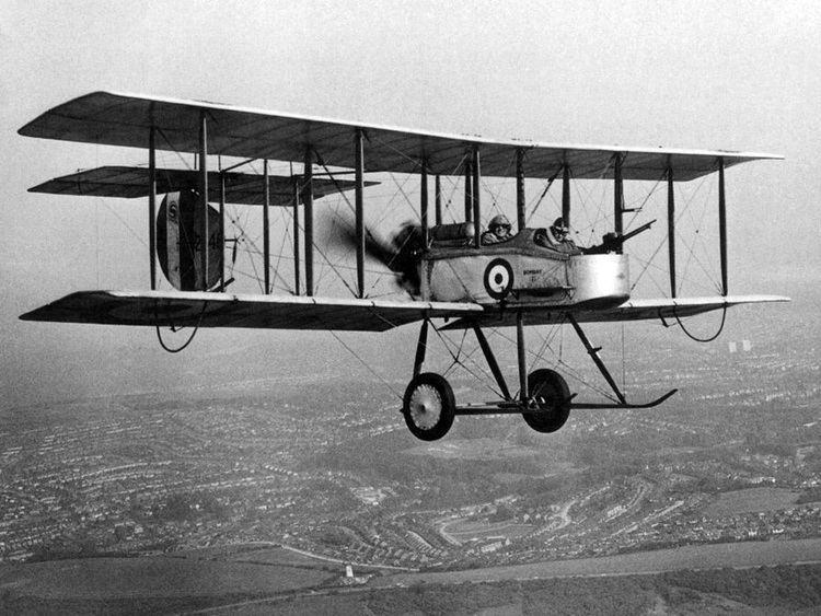 Vickers F.B.5 Vickers FB5 Tangmere Museum