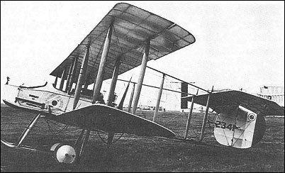 Vickers F.B.5 Vickers FB5 Gunbus fighter