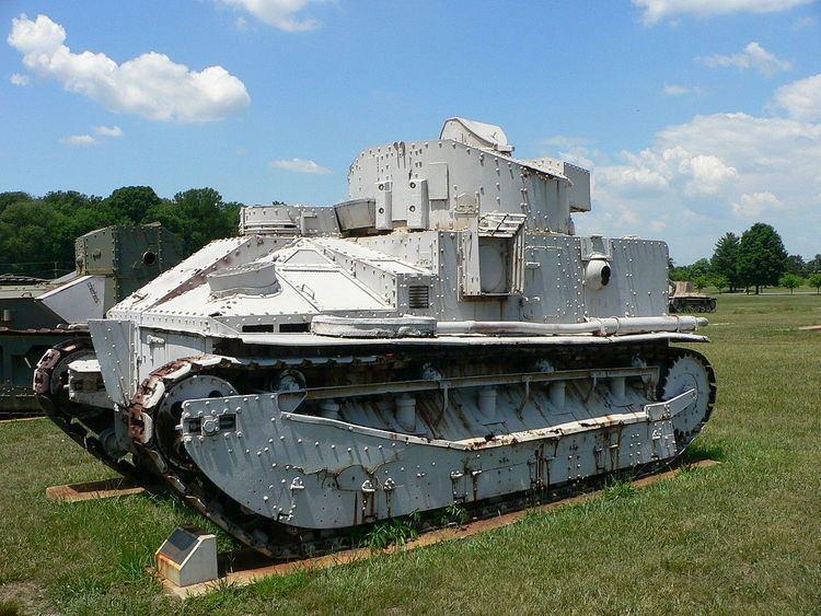 Vickers Medium Mark II