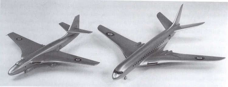 Vickers V-1000 Tails Through Time The Canceled British Aircraft that Cost the UK