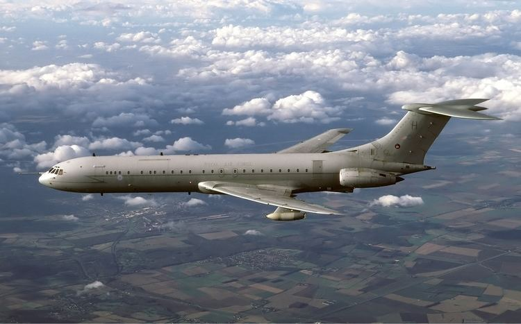 Vickers VC10 VC10 Specifications A photo