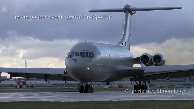 Vickers VC10 Vickers VC10 awesome airliner feel the noise YouTube