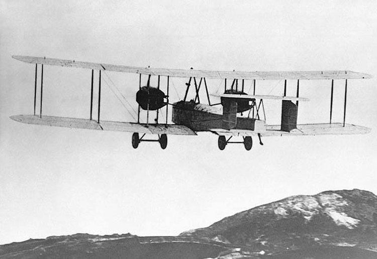 Vickers Vimy Vickers Vimy Heavy Biplane Bomber Aircraft