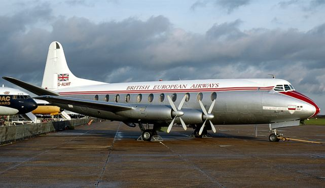 Vickers Viscount Vickers Viscount Network Newsletter July 2010