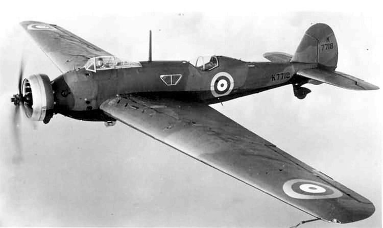 Vickers Wellesley Vickers Wellesley Light Bomber Aircraft