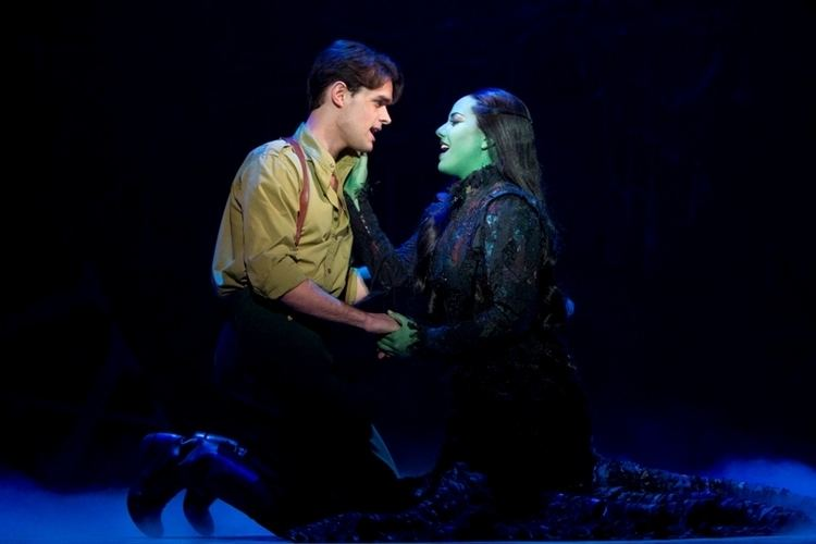 Vicki Noon If Ever a Wonderful Show There Was WICKED Is Now Playing