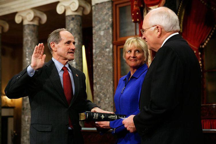 Vicki Risch Vicki Risch Photos Photos Cheney Holds Ceremonial Swearing In Of