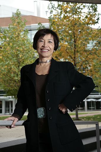 Vicki Sato VICKI SATOS WILD RIDE FROM ACADEMIA TO INDUSTRY AND BACK AGAIN