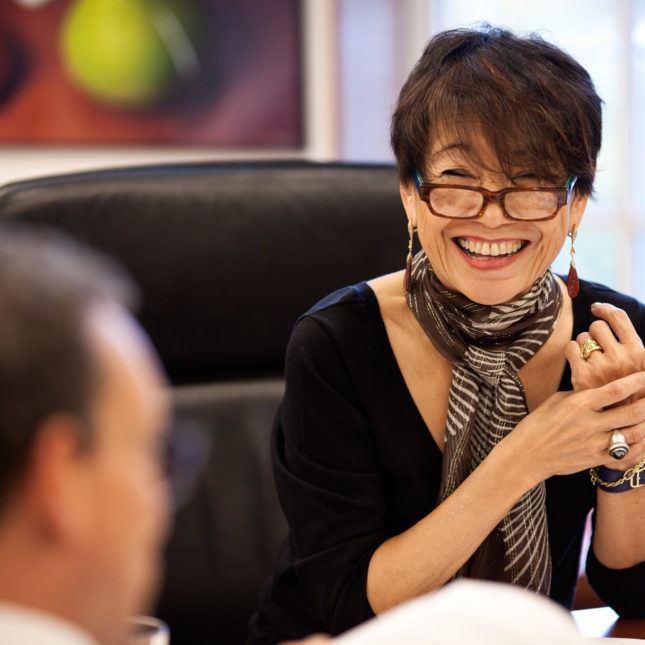 Vicki Sato Harvard Business School class launches biotech entrepreneurs