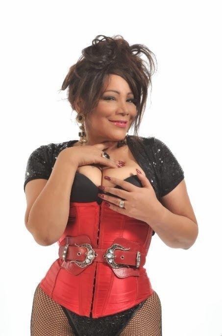 Vickiana Vickiana festejar 35 aos de carrera en Platinium Disco