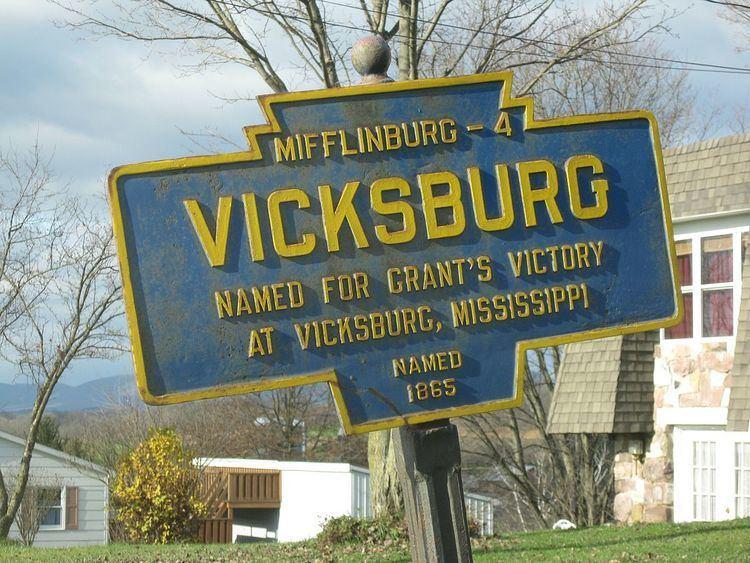 Vicksburg, Union County, Pennsylvania