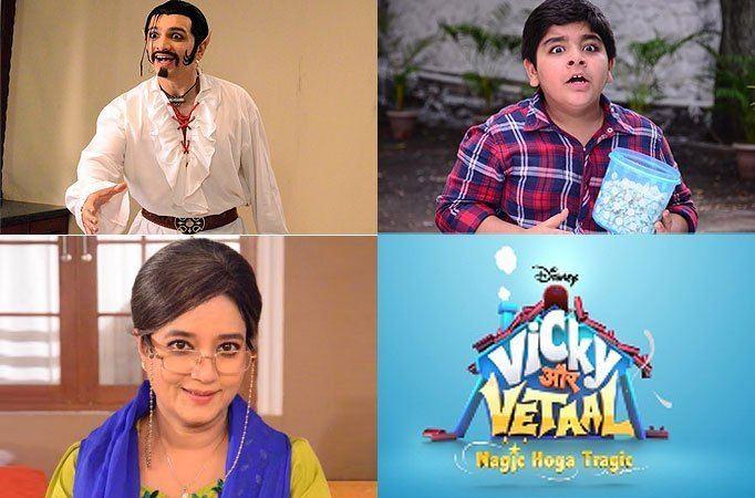 Vicky & Vetaal Disney Channel launches Vicky Aur Vetaal 2