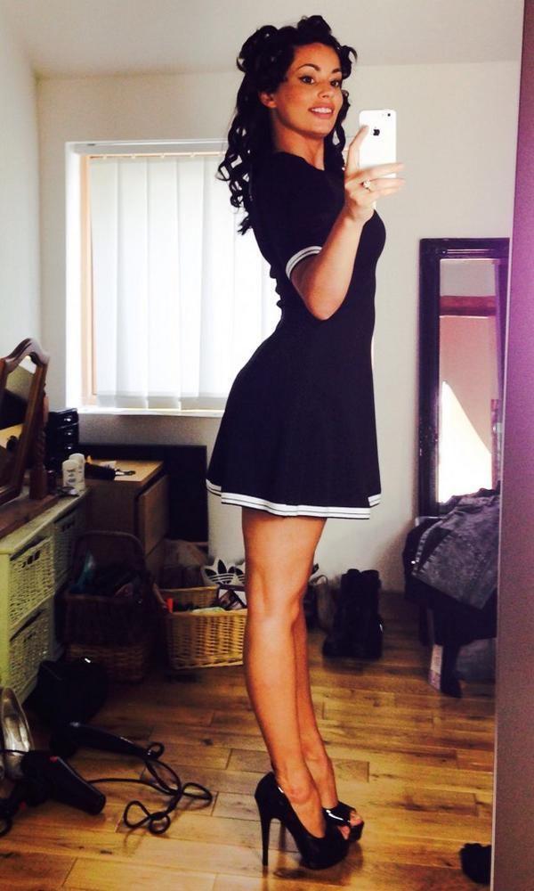 Vicky Fallon Vicky Fallon on Twitter quotBack 2 brunette httptcoSsco7NtYfpquot