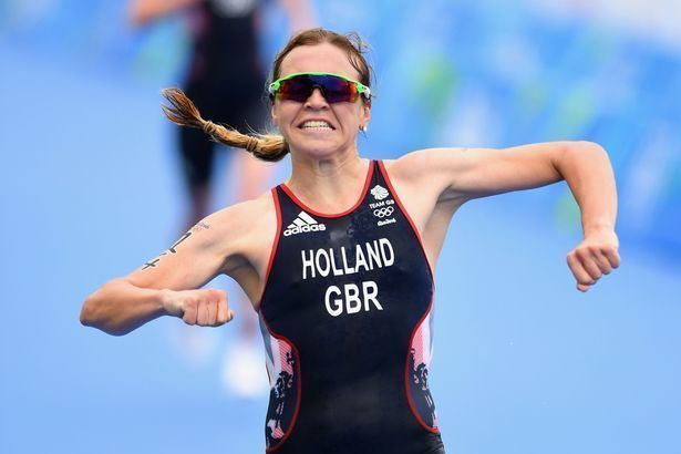 Vicky Holland Vicky Holland wins Olympic bronze and then APOLOGISES to best