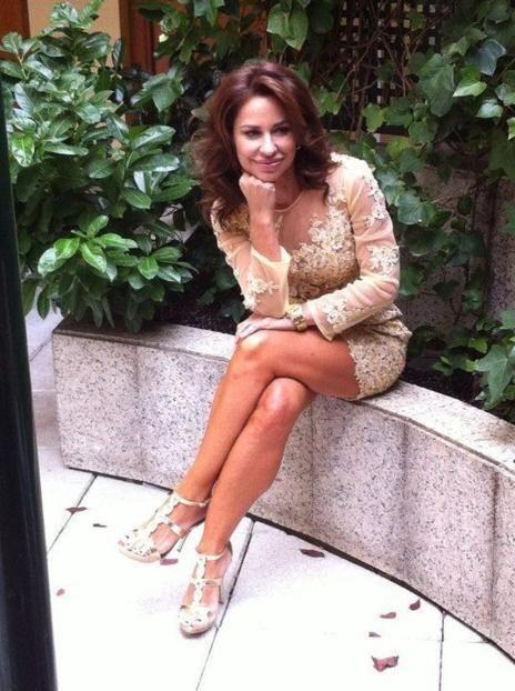 Vicky Larraz Vicky Larraz Desnuda en la Portada de Intervi a sus 52