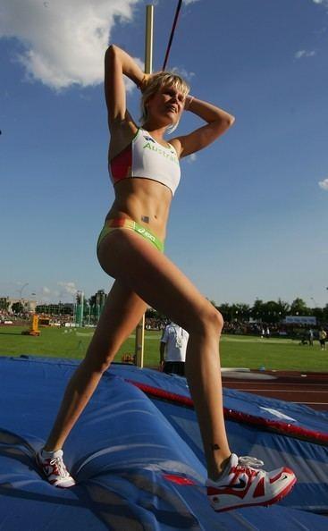 Vicky Parnov Vicky Parnov Photos Day Four IAAF World Youth