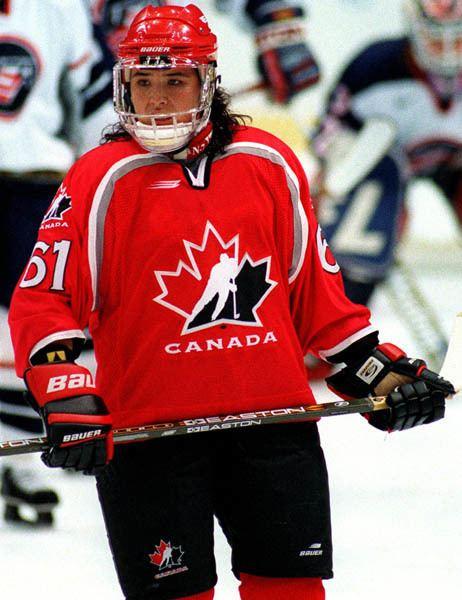 Vicky Sunohara Vicky Sunohara on Skills Development Vital Hockey Skills