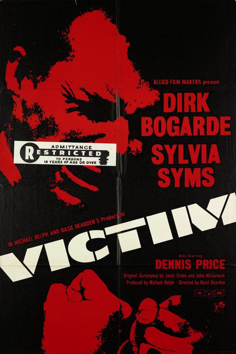 Victim (1961 film) wwwgstaticcomtvthumbmovieposters6006p6006p