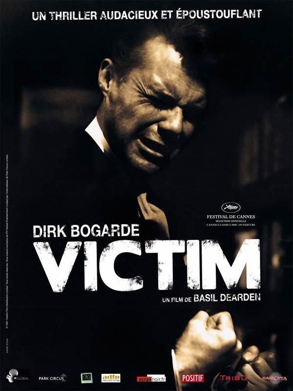 Victim (1961 film) Last Film I Saw Victim 1961 Cinema Omnivore